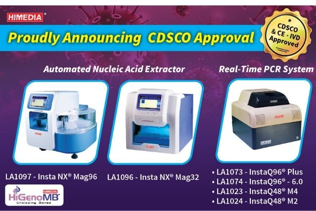 HiMedia: First Indian Company to get CDSCO Approval for Molecular Automated Instruments