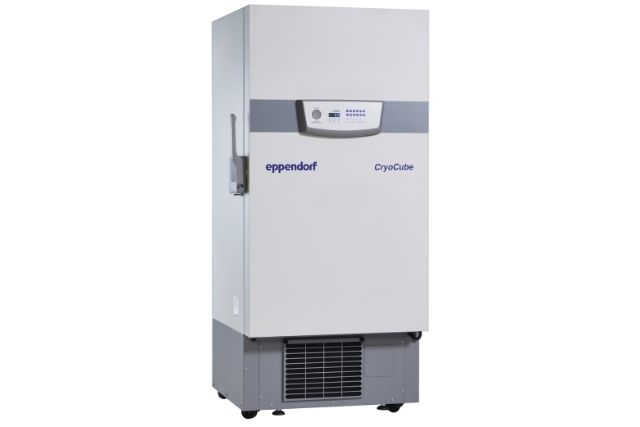Eppendorf CryoCube® F440 ULT freezers now all-green