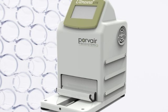 Entry Level Semi Automatic Microplate Sealer