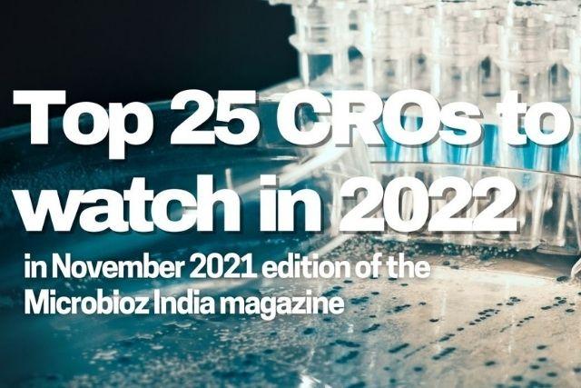Top 25 best CROs to watch in 2022