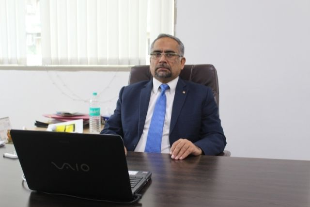 An interview with Mr Anil Munjal,CEO & Director at Riello Power India