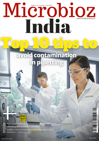Microbioz India July 2021 : Top 10 tips to avoid contamination in pipetting