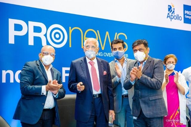 Apollo Proton Cancer Centre Launches India's First Video Newsletter