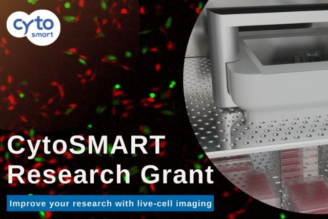 After a successful winter initiative, CytoSMART Research Grant project resumes again