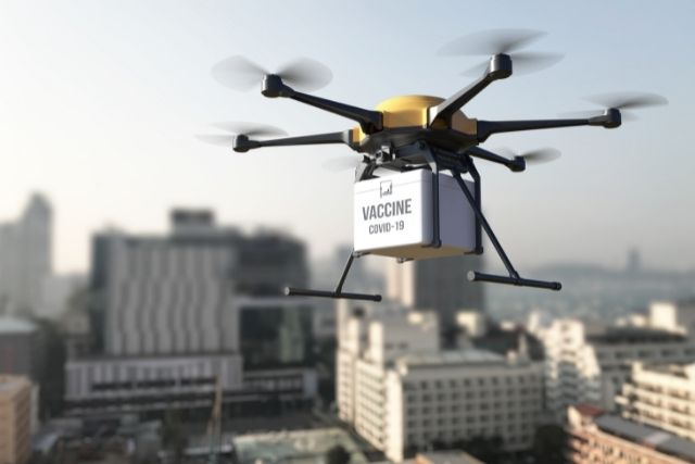 Aviation Ministry awards ICMR restrictive authorization to utilize drones for vaccine delivery